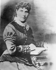 Sarah Clark Abraham Jennings
