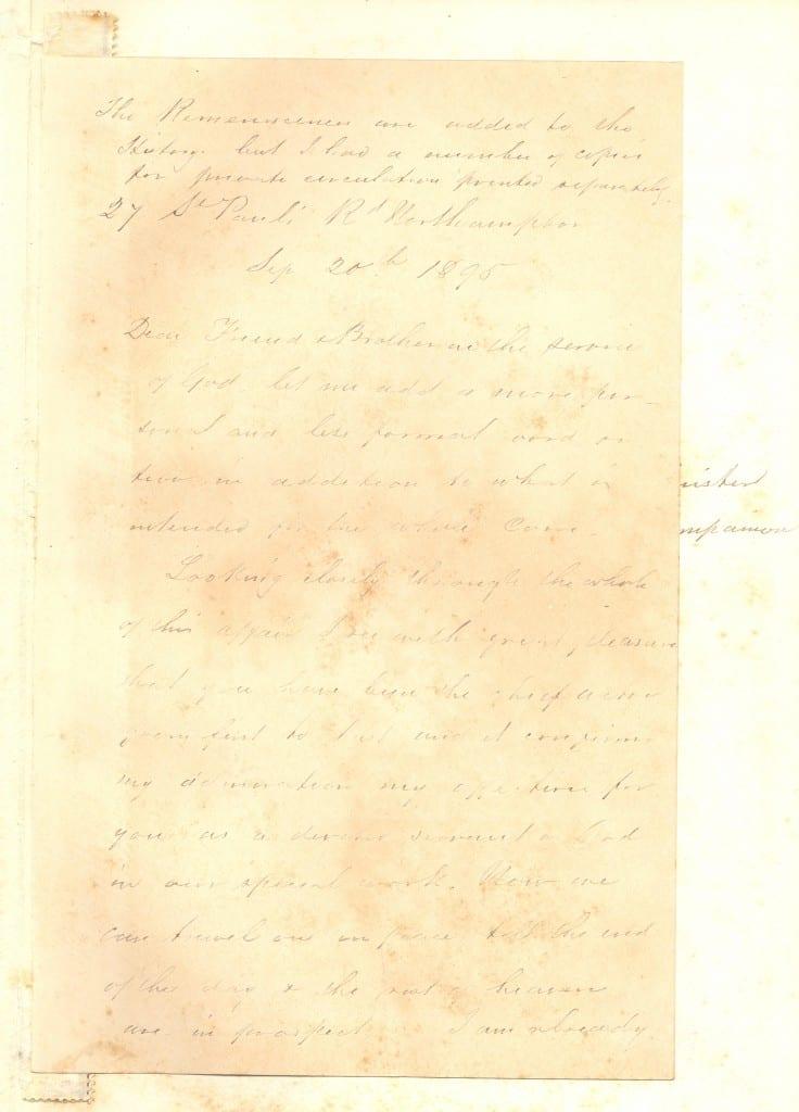 Arnold letter 1 001