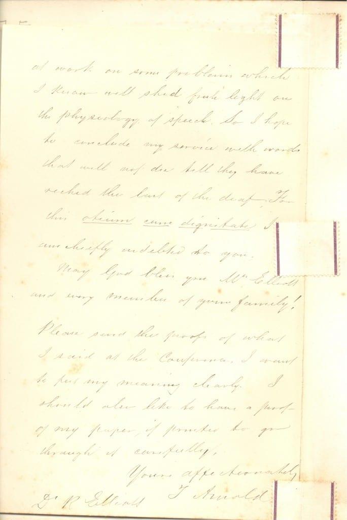 Arnold letter 2 001