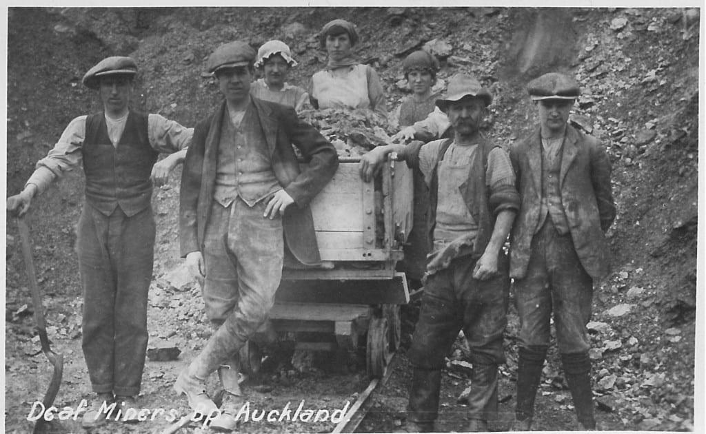 Deaf Miners