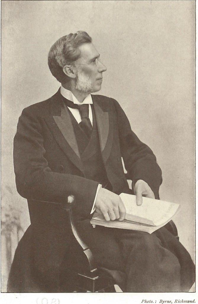 Edmud Symes Thompson