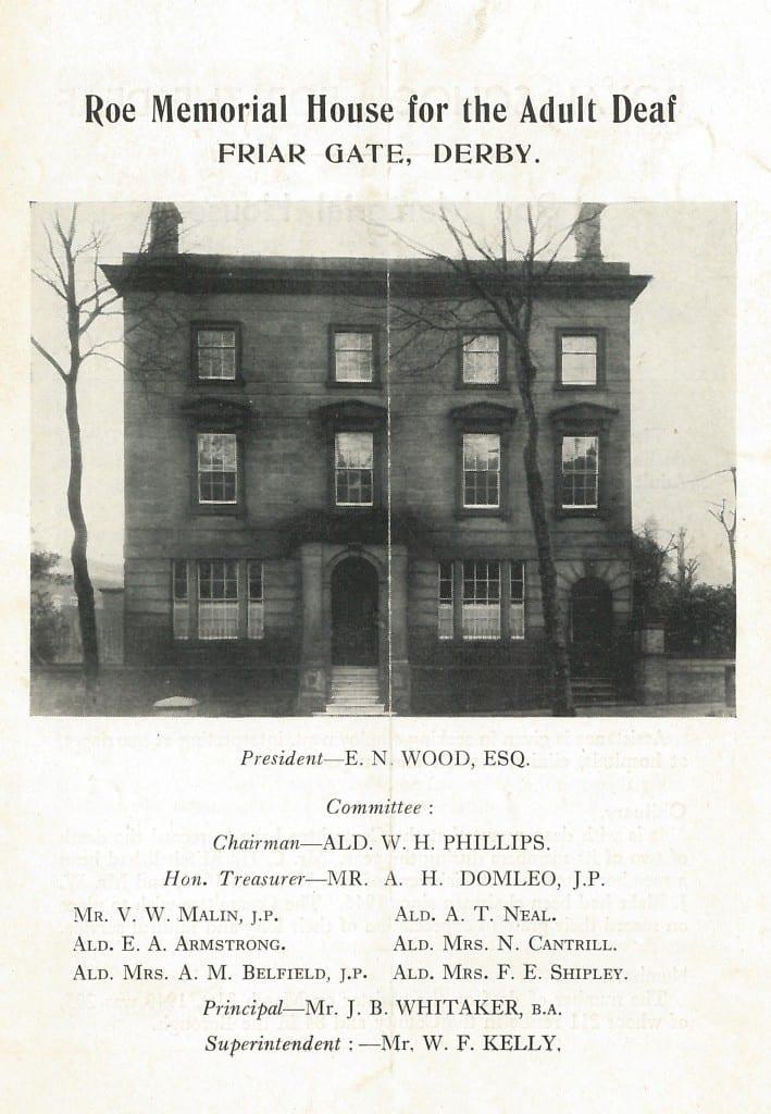 Roe memorial house