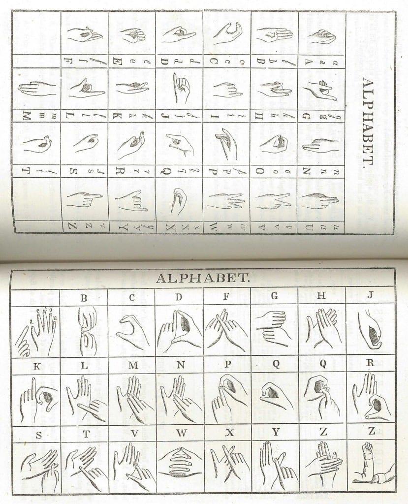 Indiana alphabet 2