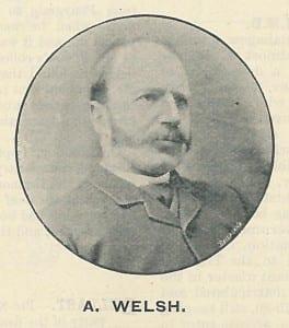 Archibald Welsh