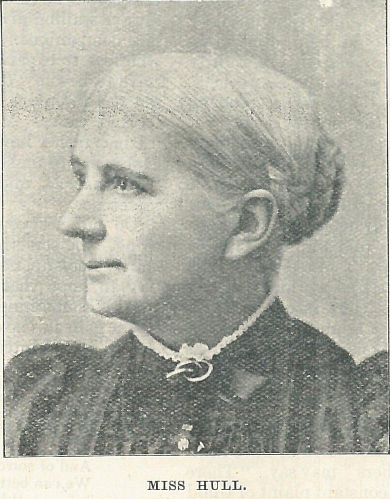 Miss Hull