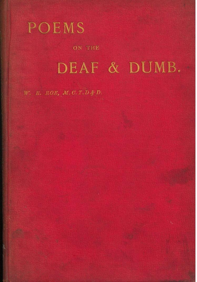 the deaf and dumb a poem The deaf and dumb: a poem by moses y scott starting at $1254 the deaf and dumb: a poem has 1 available editions to buy at alibris.