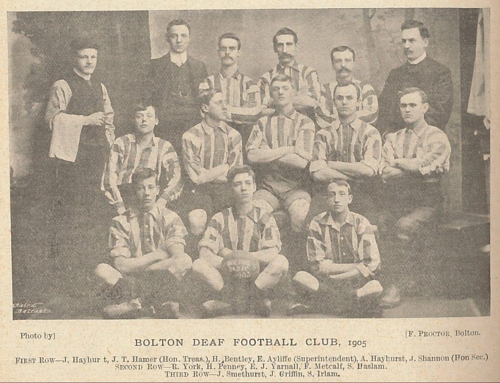 Bolton DFC 1905