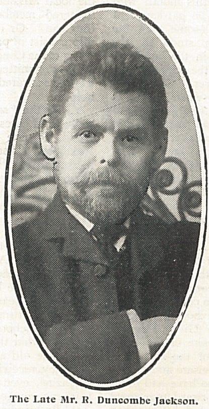 Duncombe Jackson
