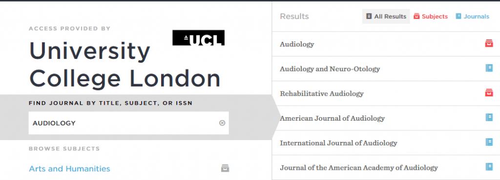 UCL jnls 1