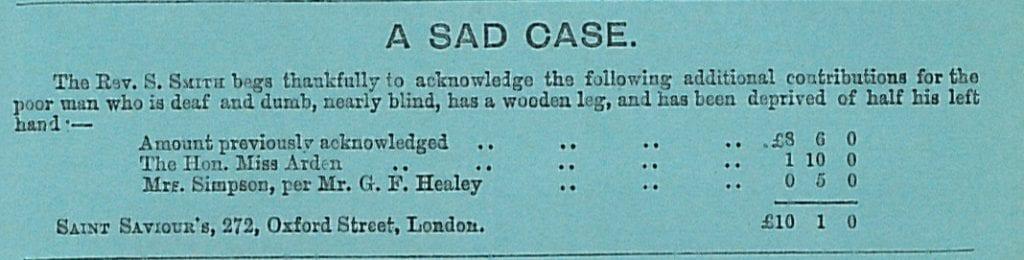 A Sad Case