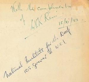 LVK Rein signature