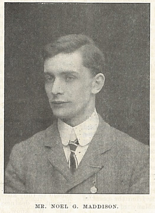 Noel Maddison