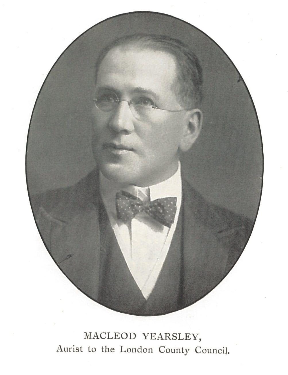 Macleod Yearsley