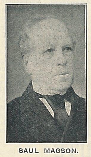 Saul Magson