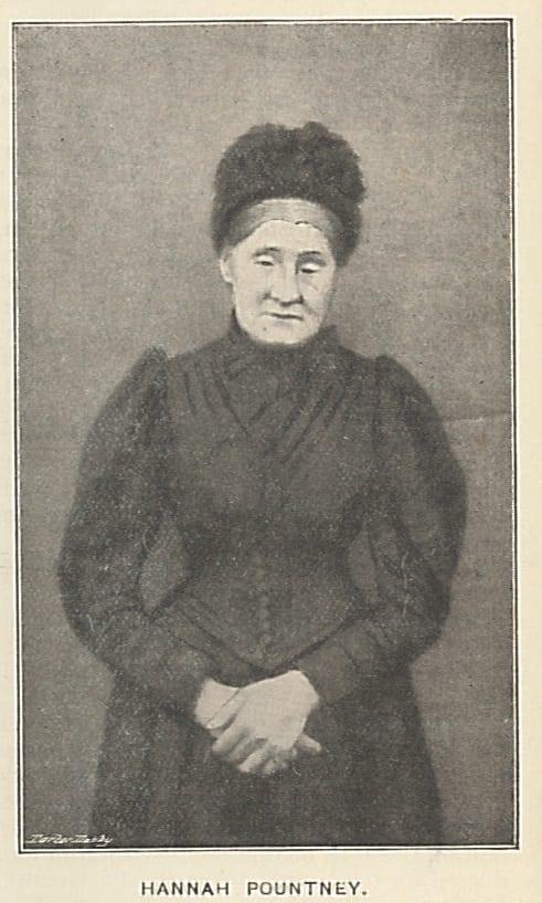 Hannah Pouncey