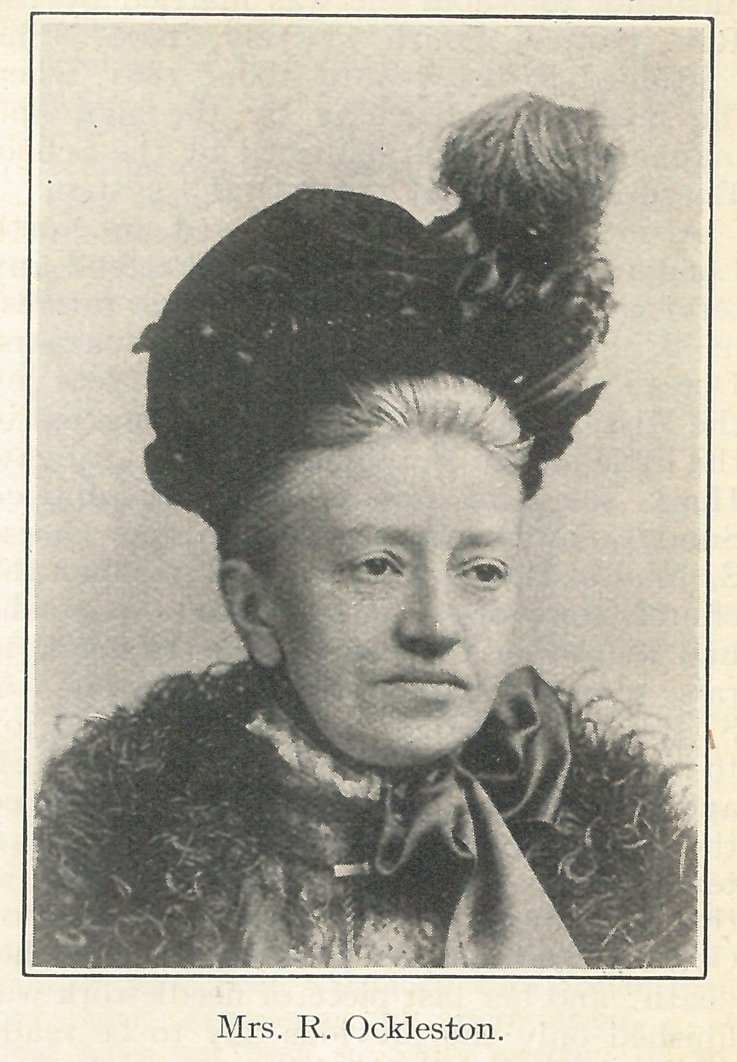 Ockleston Sarah