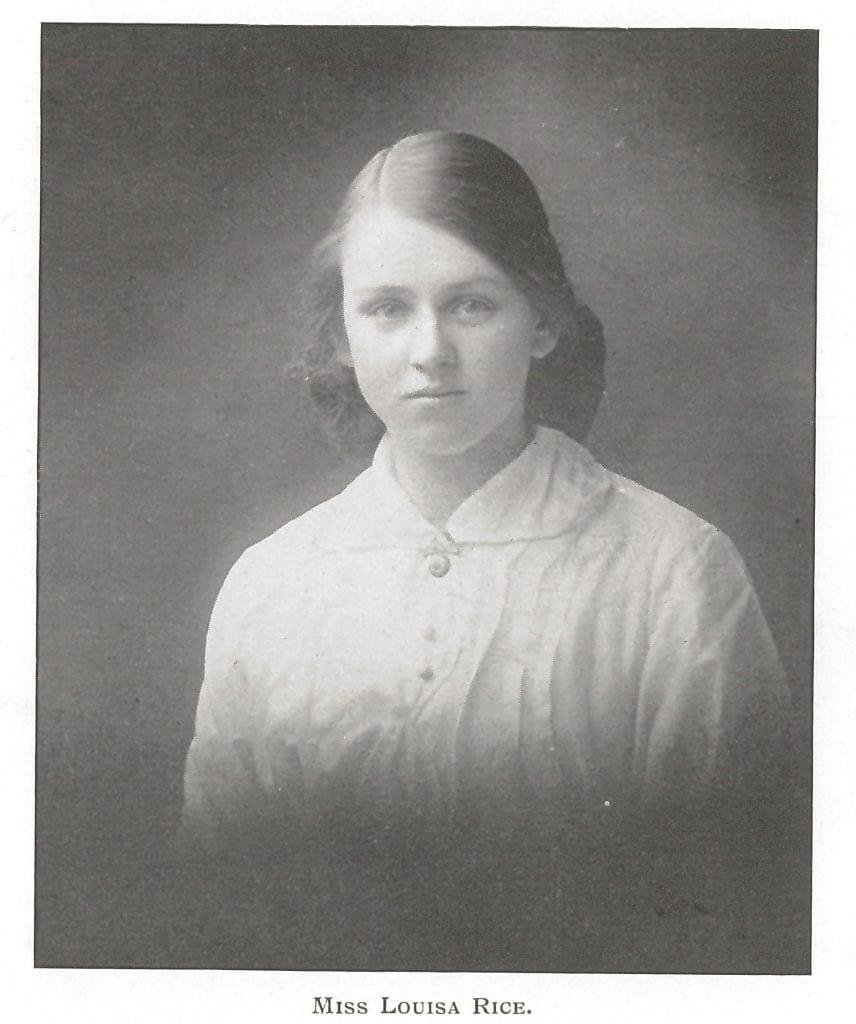 Louisa Rice