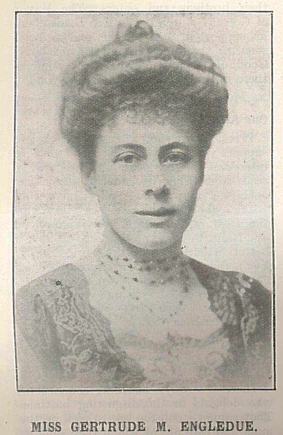 Gertrude M Engledue