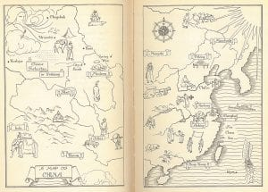 Topsy map