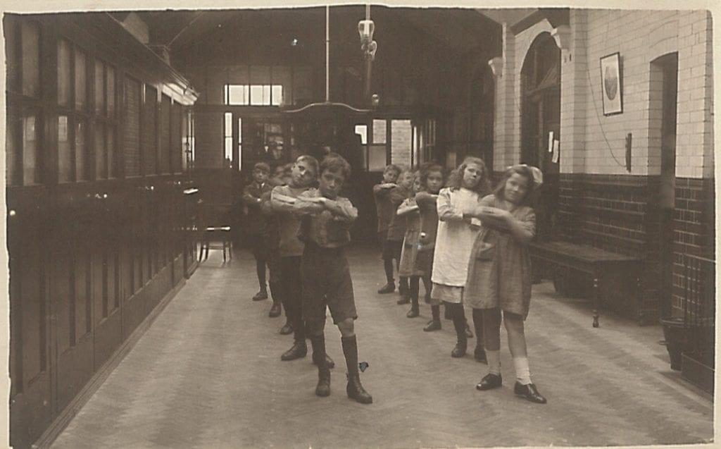 Surrey Lane School