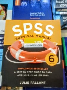 SPSS Survival Guide