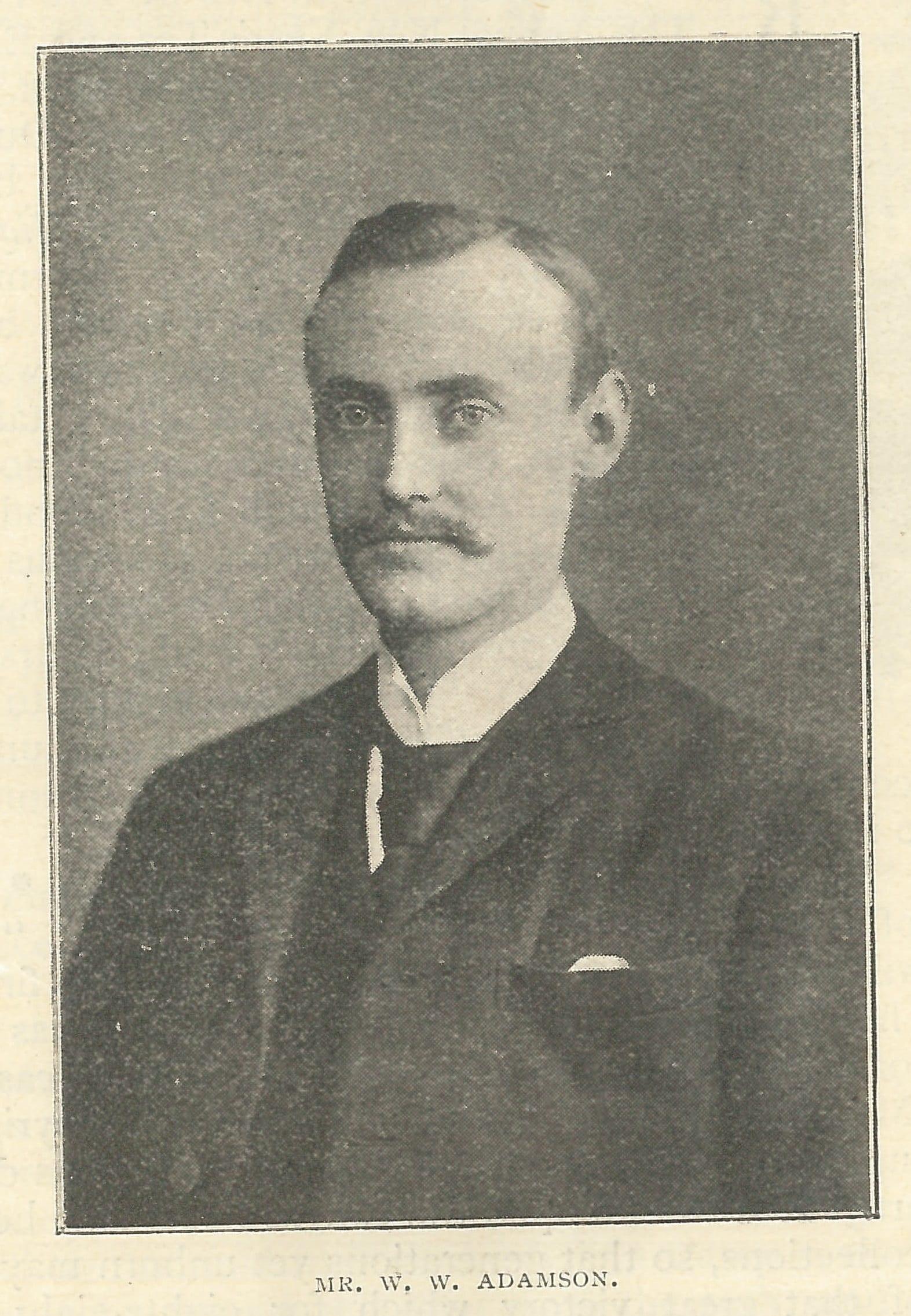 WW Adamson