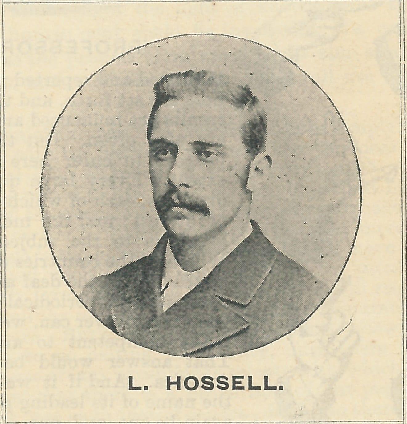 Leigh Hossell
