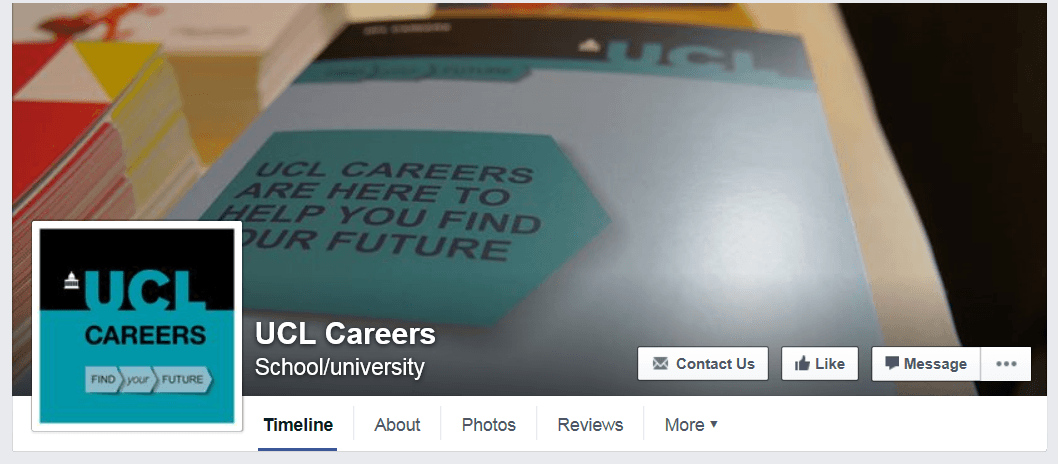 Careers Facebook