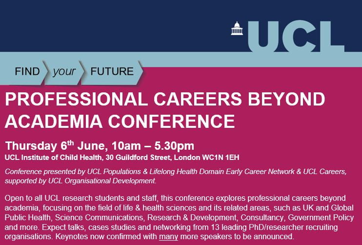 News | UCL Careers - UCL - London's Global University
