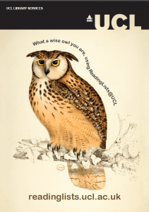Bengal Owl from John Gould's A Century of birds from the Himalaya Mountains (London: Published by the Author, 1831). (ref. STRONG ROOM E, LARGE FOLIO 950 G6) (c) UCL Special Collections