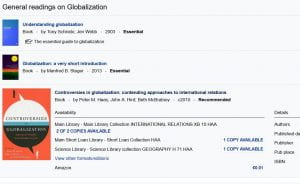 Image of new reading list view. Click to enlarge.