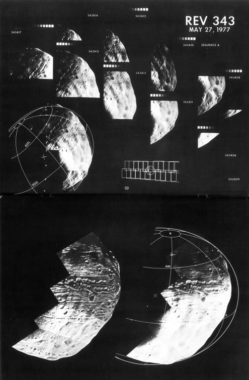 Phobos from Viking 1