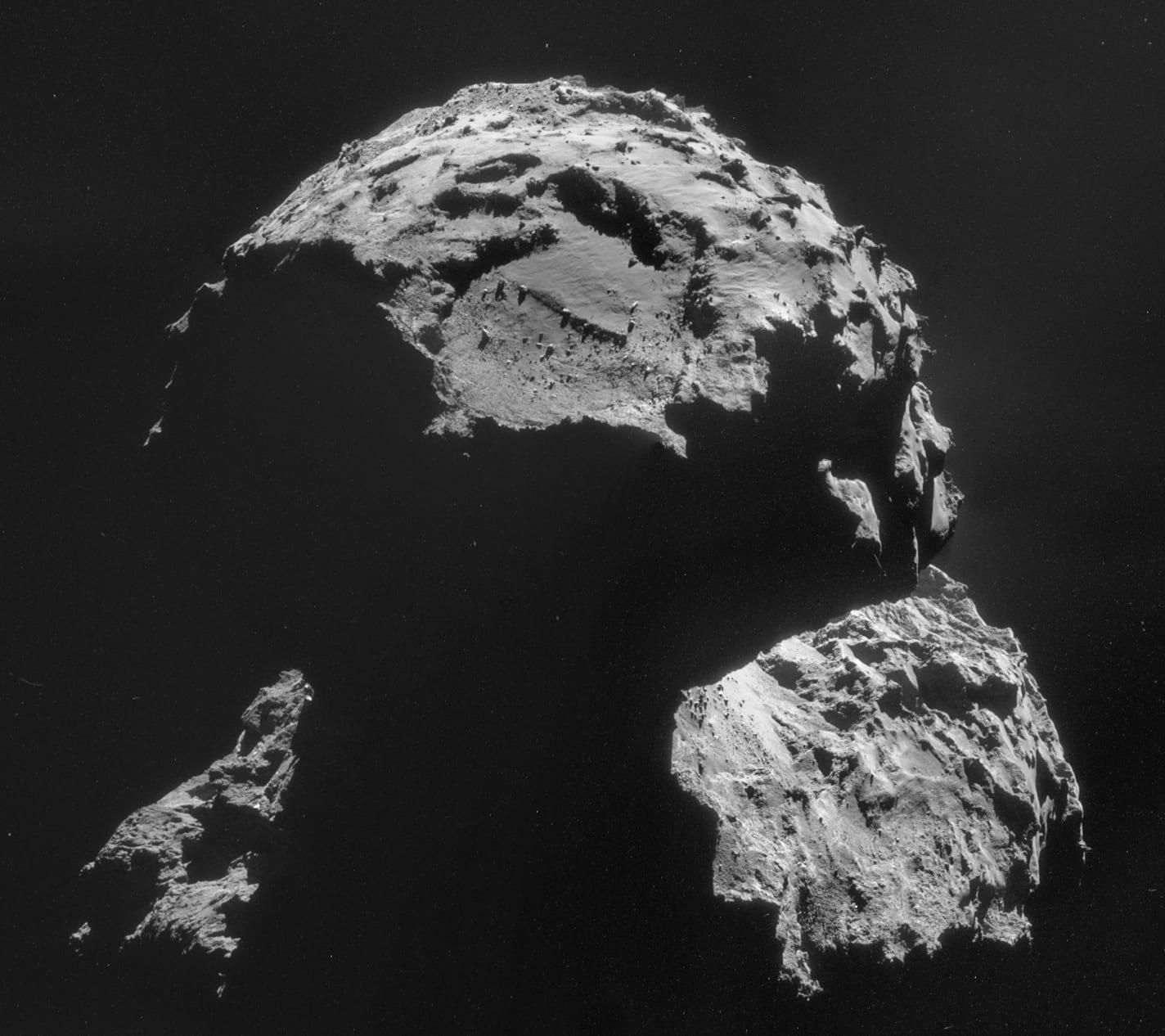 Rosetta | UCL Science blog