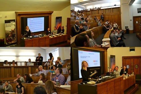 2014's IRDR Annual Conference in pictures