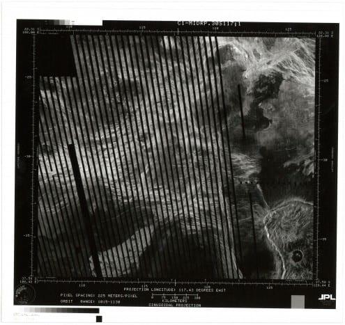 magellan-synthetic-aperture-radar