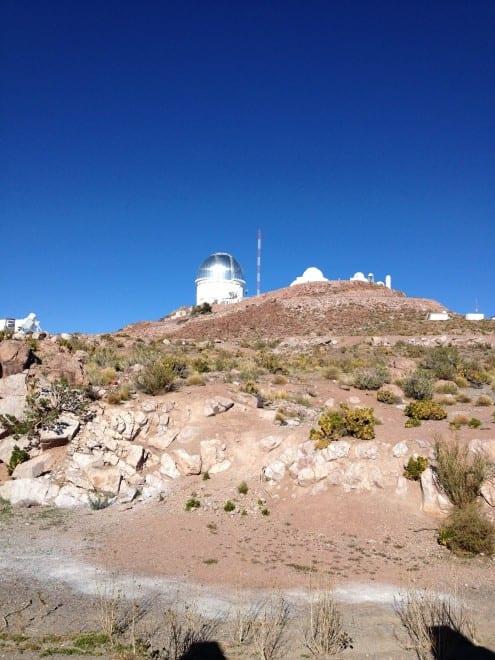 Cerro Tololo Inter-American Observatory. Photo: Ofer Lahav