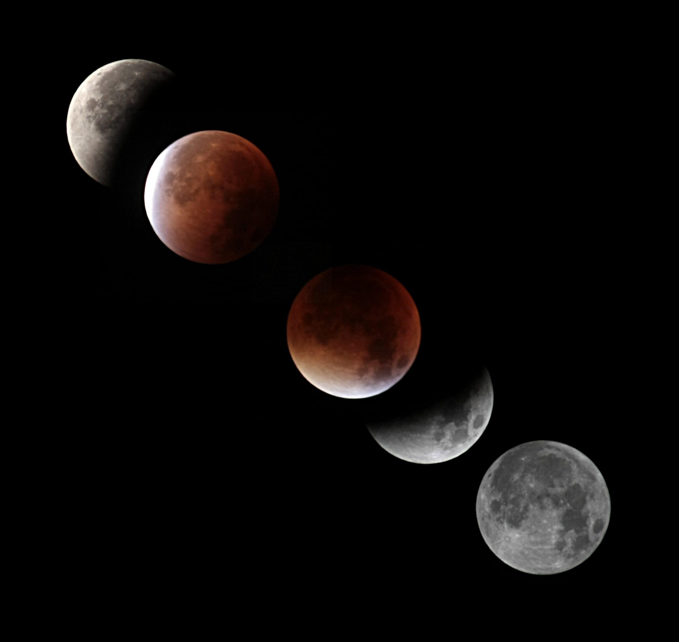red lunar eclipse uk - photo #44