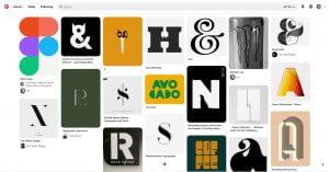 IXD103 – Week 02 Typography Moodboard