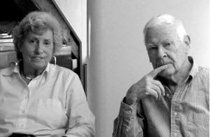 Photograph ofRosmarie Tissi and Siegfried Odermatt