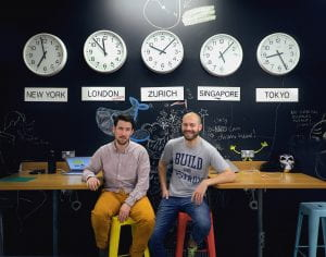 Founders of ustwo
