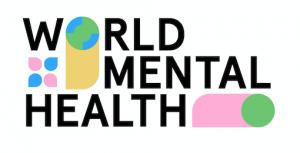 World Mental Heath Infographic title