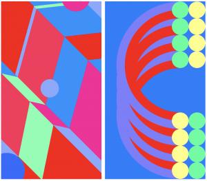 Geometrics illustration