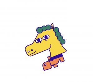 Slapstick app illustration