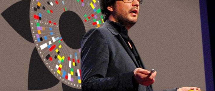 IXD104- The beauty of data visualisation- Ted Talk
