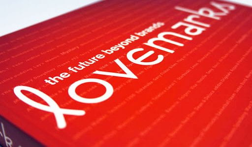 IXD103- The future beyond brands Lovemarks Book review