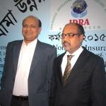 Madhu Acharyya in Bangladesh