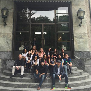 MBA students take trip to Milan