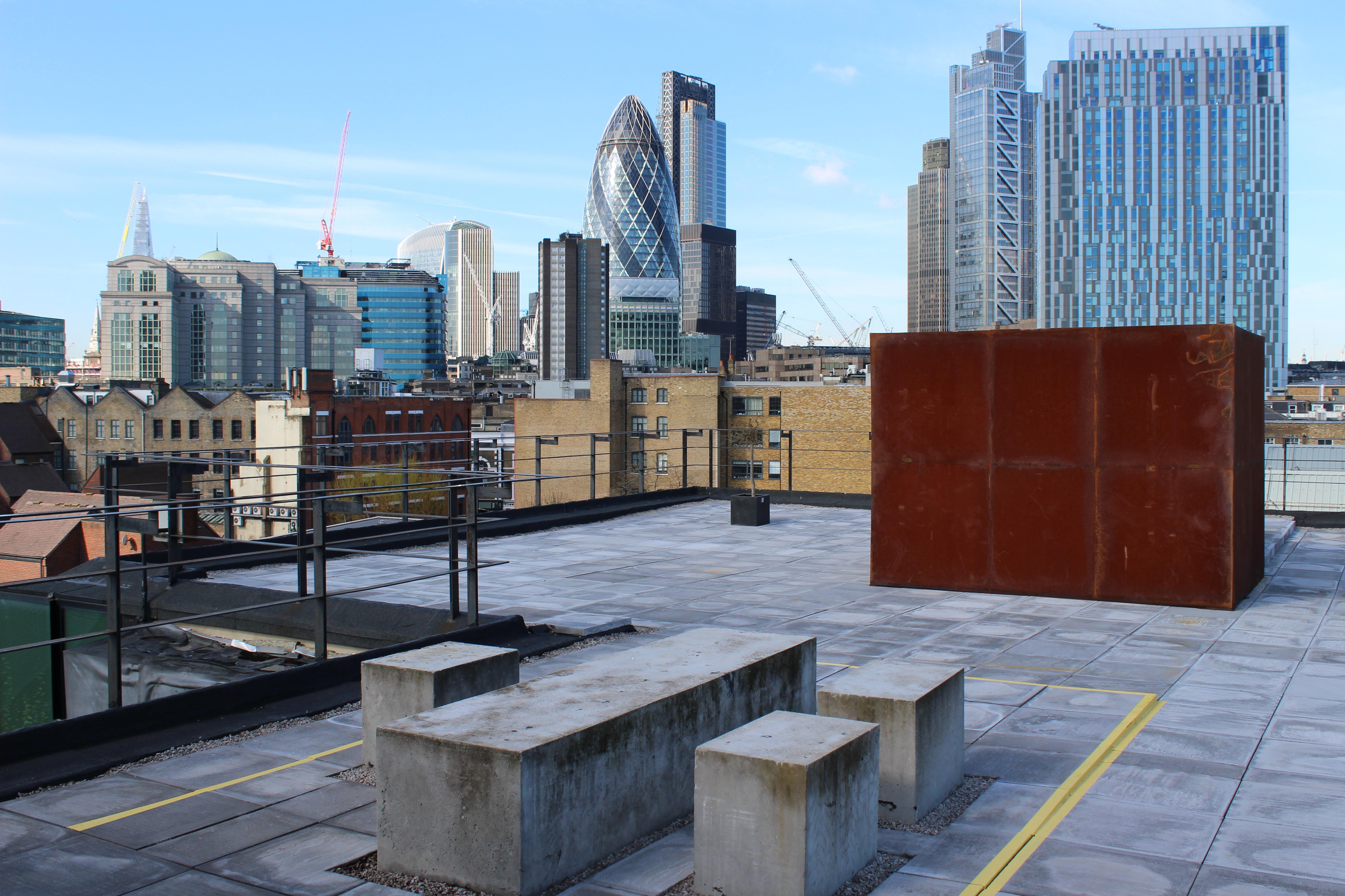 Gcu London News Gcu London Roof Terrace Reopens