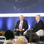 Martin Wolf and Robert Rubin