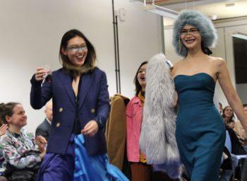 Charity Fashion Catwalk winners